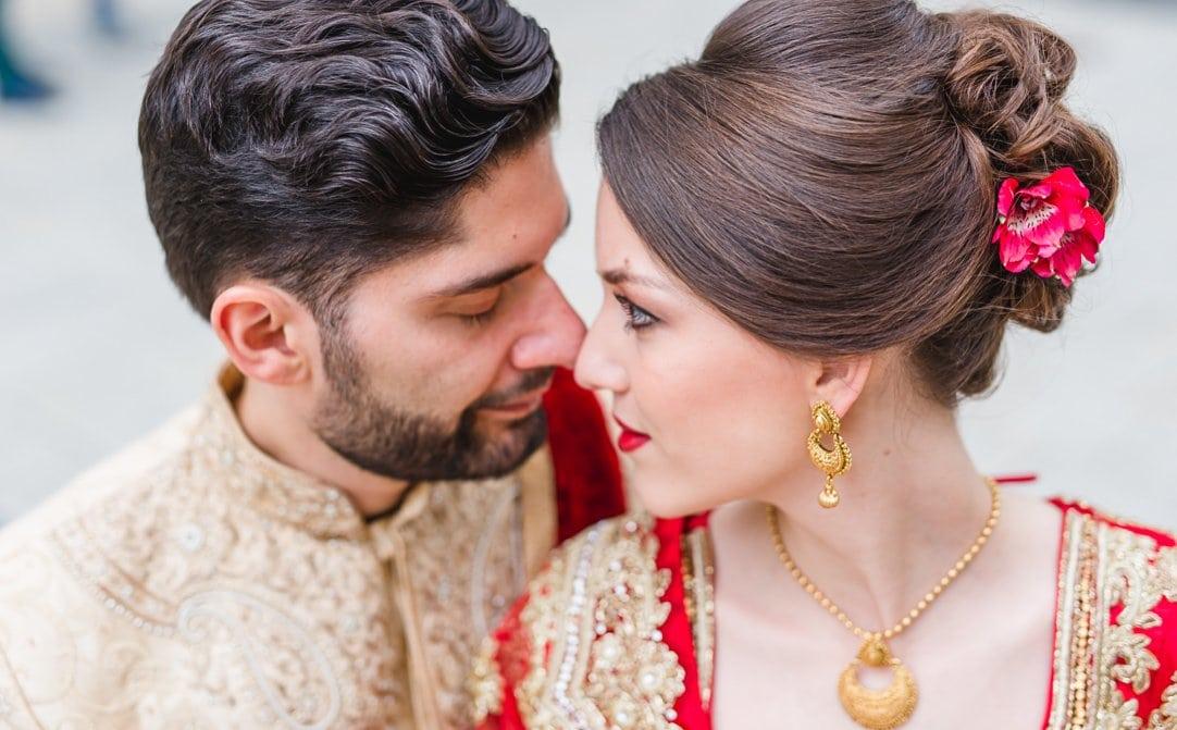 Indisch inspirierte Hochzeit in München im Lenbach Palais- professionelle Hochzeitsfotos von Jung und Wild design