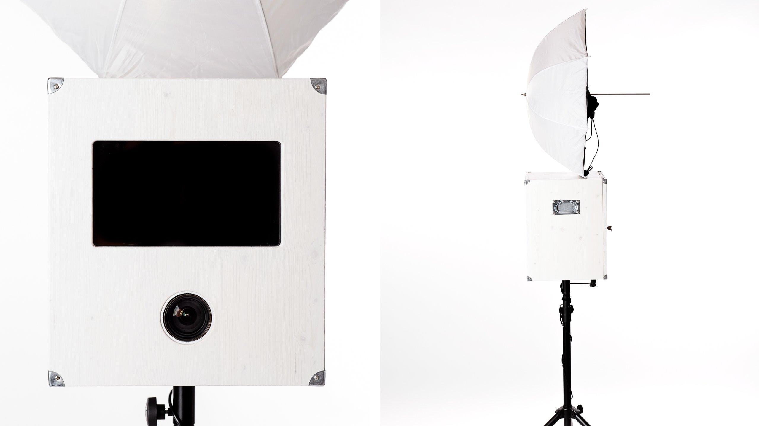 Photo Booth im Detail