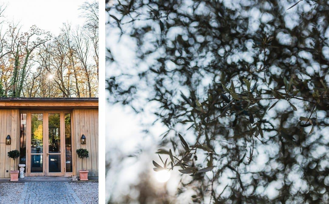 Hochzeitslocation am Starnberger See, La Villa, Gartenpavillion, Sonne im Herbst, Hochzeitsfotos von Jung und Wild design