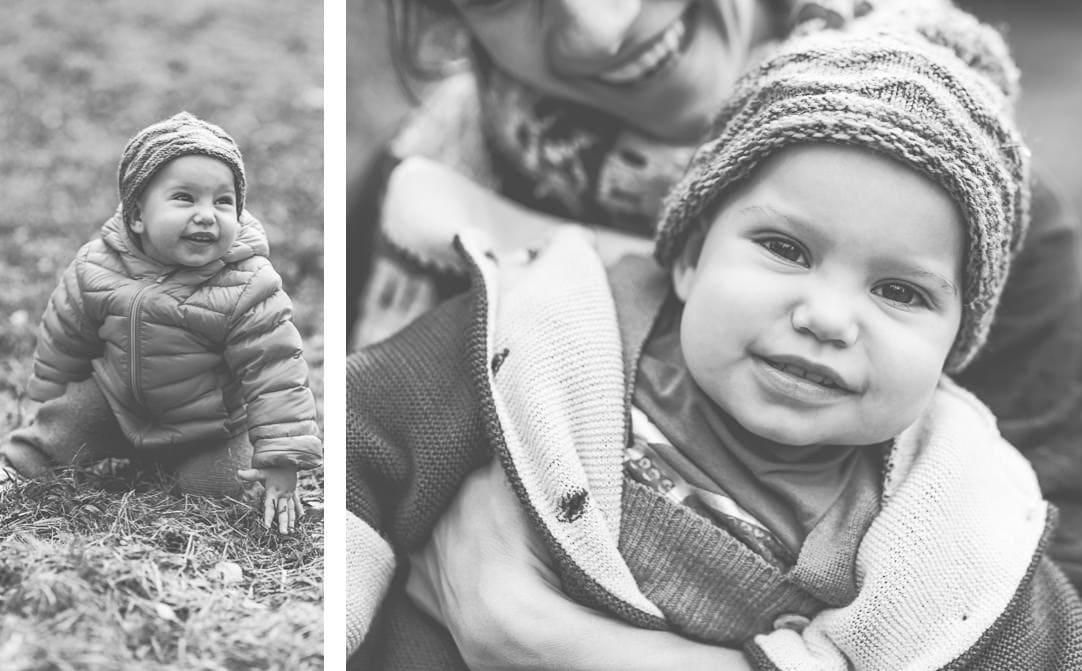 Jung und Wild design - First Year Session, Kinderfotos im Grünen, Babyfotos, Familienfotos zum 1. Geburtstag