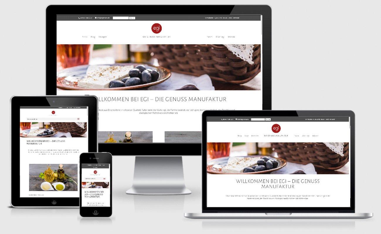 Egistore Online Shop