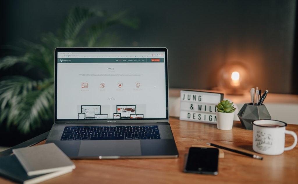Jung und Wild design: Webhosting, was ist das und wo liegen die Unterschiede