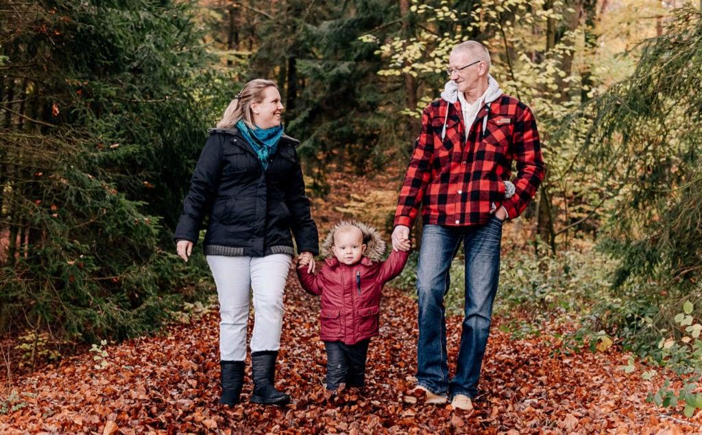Jung und Wild design - Familienfotos als Weihnachtsgeschenk, Familien- und Kindershooting in und um Pfaffenhofen, Scheyern, Rohrbach, Reichertshausen