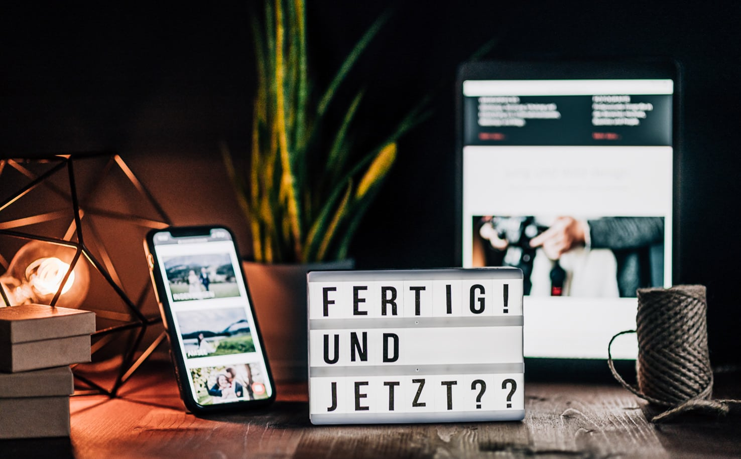 Jung und Wild design - Webseite fertig und nun? Wie geht es nach dem Launch der Webseite weiter? Tipps vom Profi