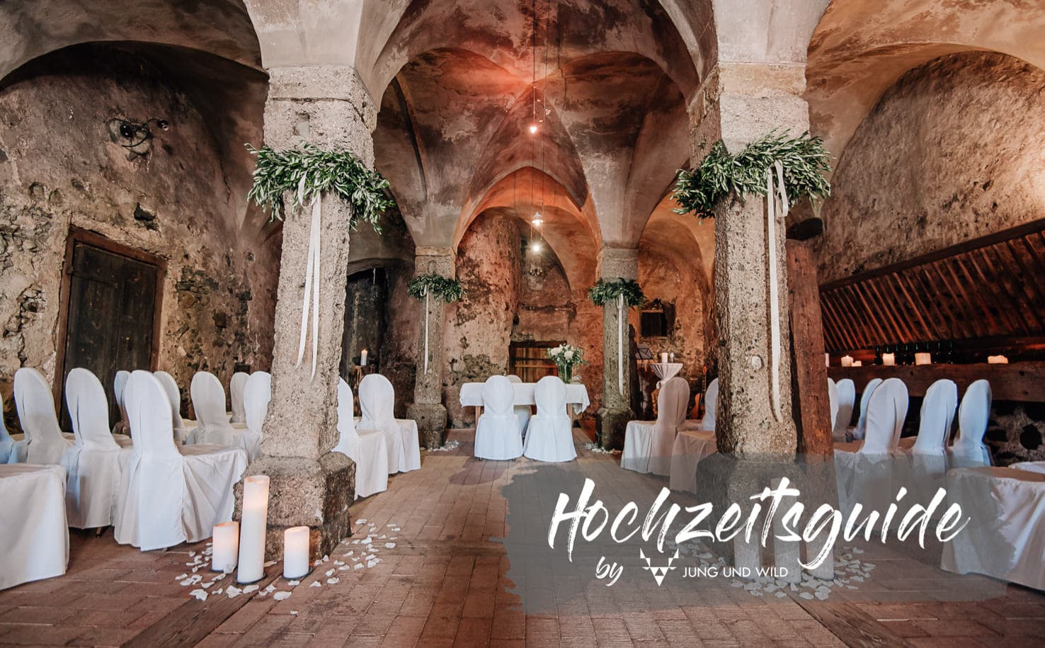 Hochzeitsguide von Jung und Wild design - Standesamt und Feier am gleichen Tag planen