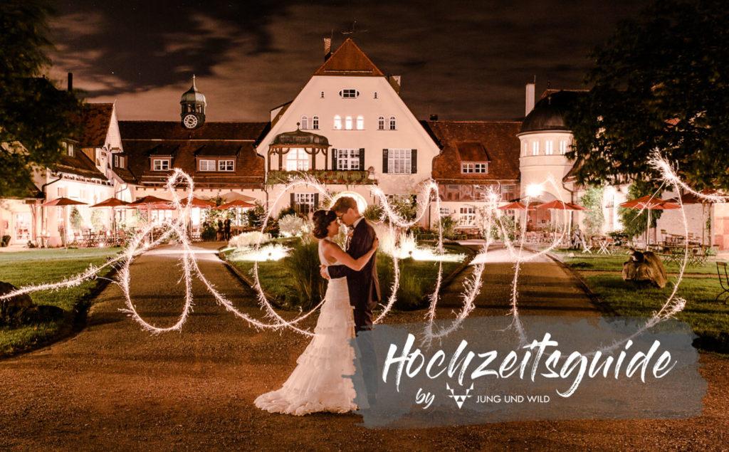 Jung und Wild design Hochzeitsguide: unsere Lieblingslocations - Gut Sonnenhausen östlich von München